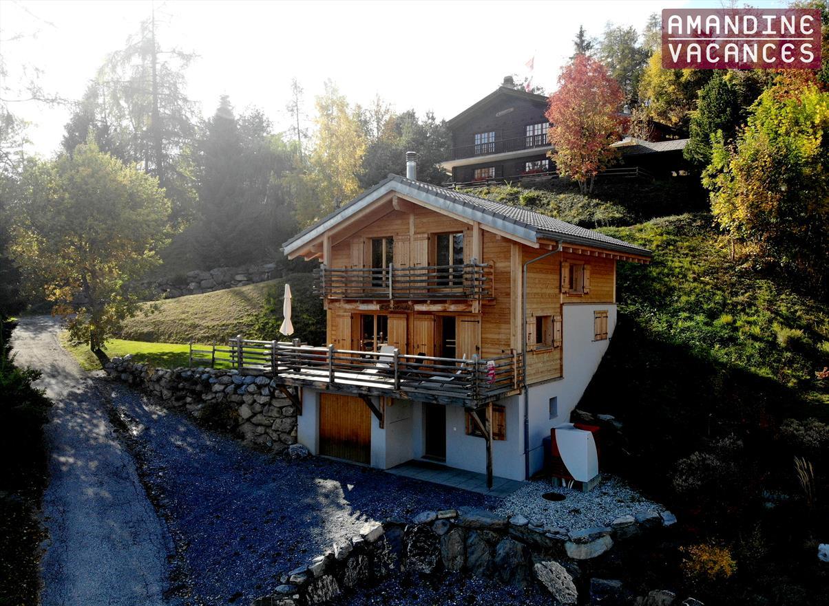 Ferienhaus L'Escalade (2377306), Mayens-de-Chamoson, Sitten, Wallis, Schweiz, Bild 2