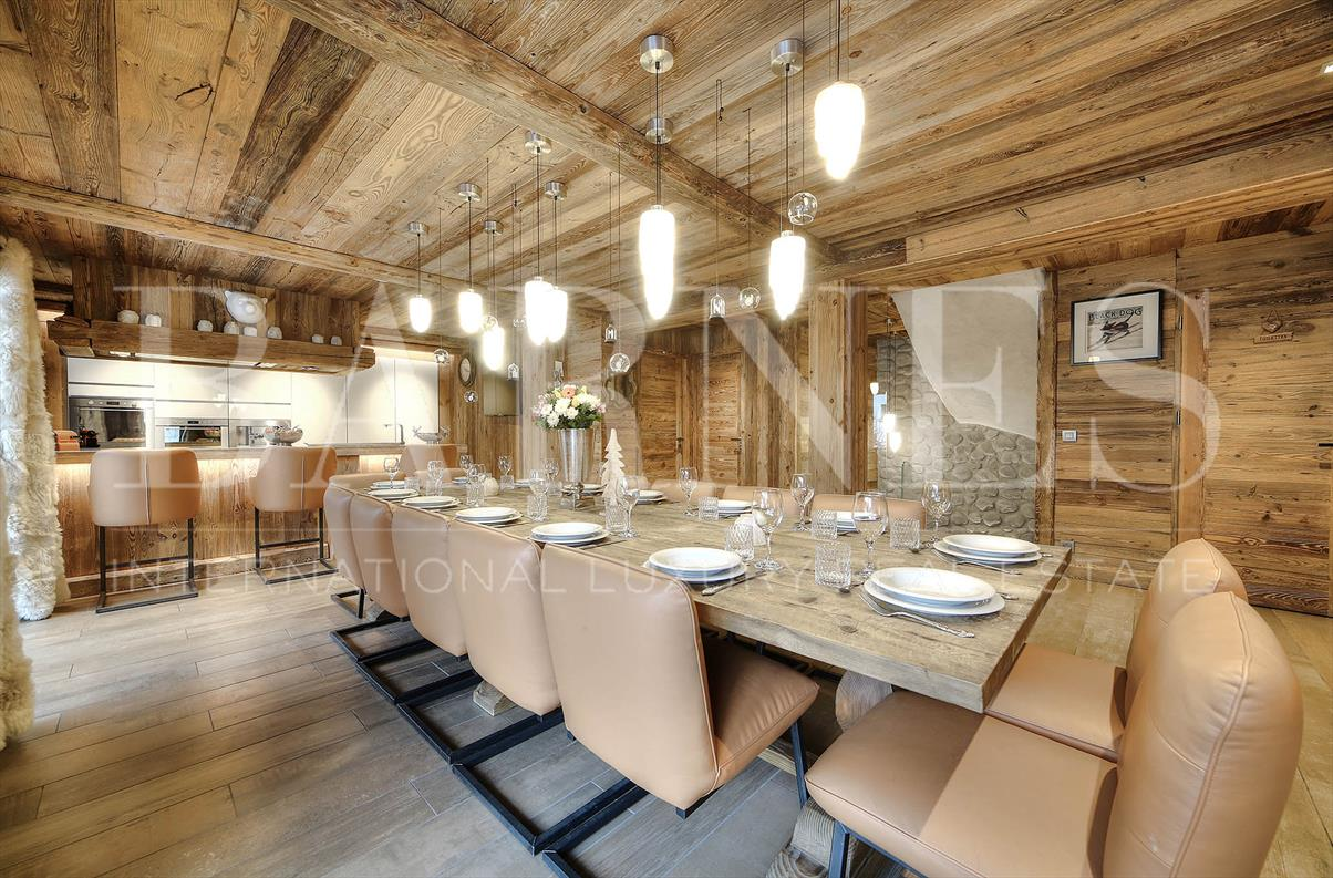 See details MEGEVE Apartment 6 rooms (1938 sq ft), 5 bedrooms