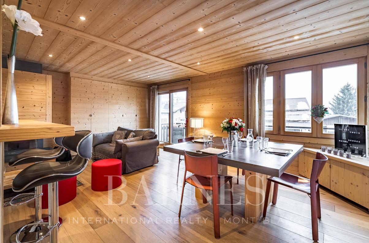 See details MEGEVE Apartment 3 rooms (1001 sq ft), 5 bedrooms