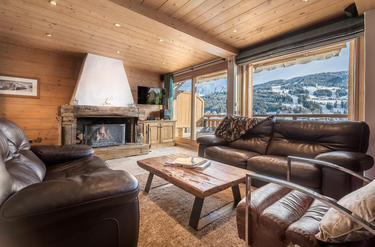 See details MEGEVE Apartment 5 rooms (1076 sq ft), 5 bedrooms