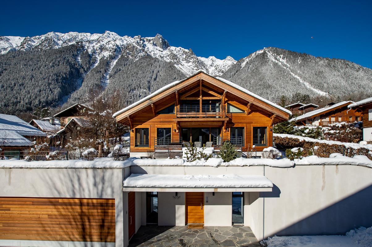 See details CHAMONIX MONT-BLANC Villa studio 5 bedroom